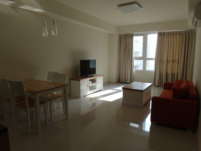 Entire Apartment, District 9, near High Tech Park,  HCMC, The Eastern, holiday rental in Thu Dau Mot