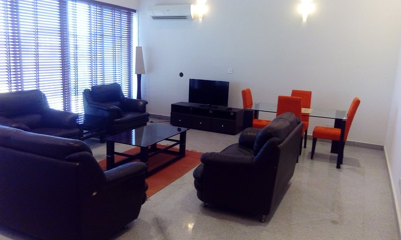 Wonderful 2-bed apartment in Banana Island, Ikoyi, Lagos., holiday rental in Lagos State