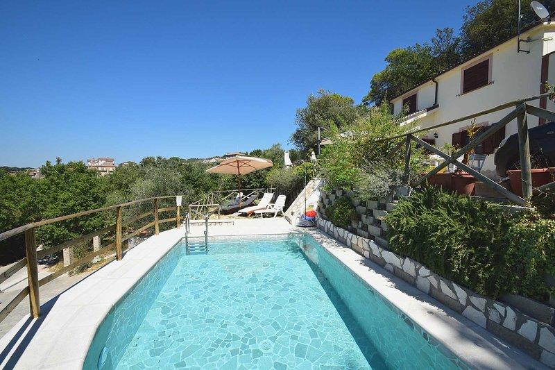 Dolci Colline, vacation rental in Poggiolo