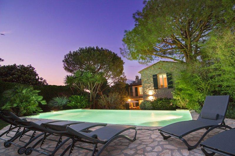 Villa Vuyani Antibes, holiday rental in Antibes