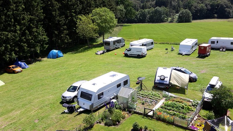 Campingplatz Meuspath am Nürburgring, holiday rental in Wimbach