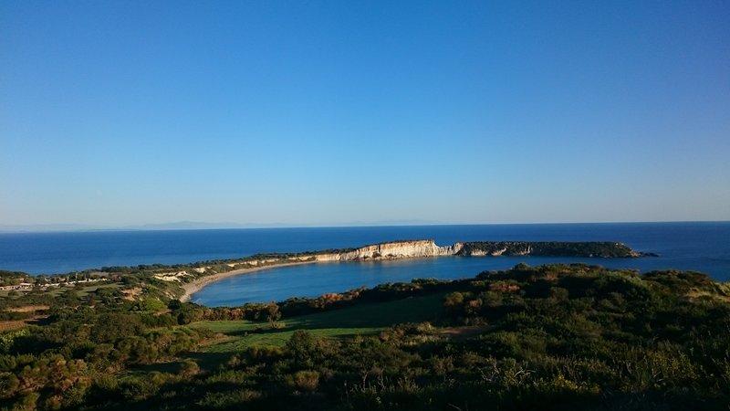 Gerakas National Marine Park in Vassilikos resort.3km. weg von der Unterkunft entfernt.