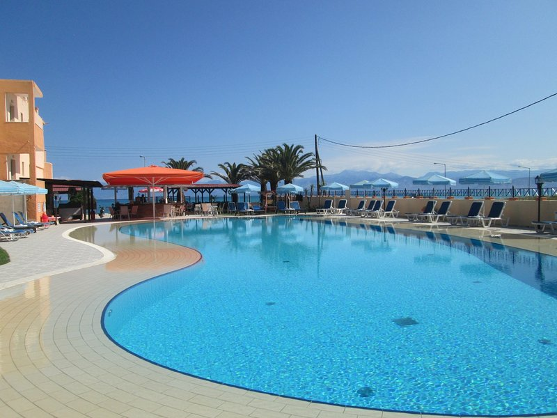 Ninos On The Beach Hotel, holiday rental in Roda