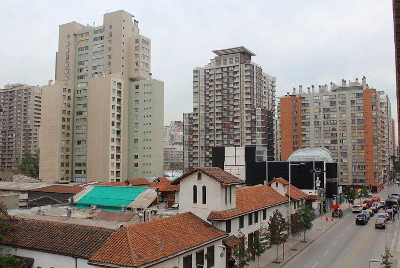 Apartamento Santiago Centro, alquiler de vacaciones en Santiago