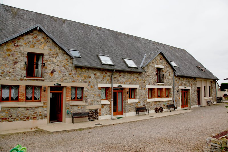 Les Gites Champetres - the three cottages