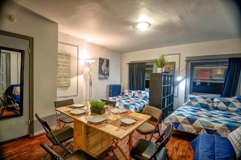 Eenkamerappartement In Manhatten : Aktualisiert big studio manhattan u appartement in new