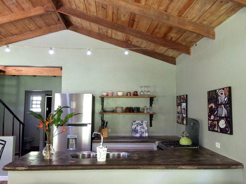 Hacienda La Talamanca - Guest House, alquiler de vacaciones en Provincia de Chiriquí