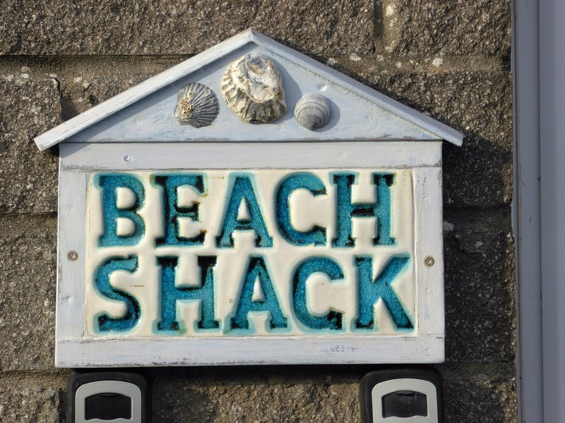 """The Beach Shack"" Beachy chic! High speed WiFi,bedding and towels are included in the rental cost."