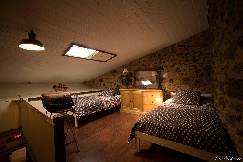 La Maison de la Mitoune : un gîte dans l'Aude, les Corbières au pied du GR 36, location de vacances à Talairan