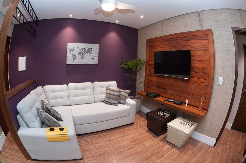 Apartamento Completo Próximo a Zona Industrial, casa vacanza a Aracoiaba Da Serra