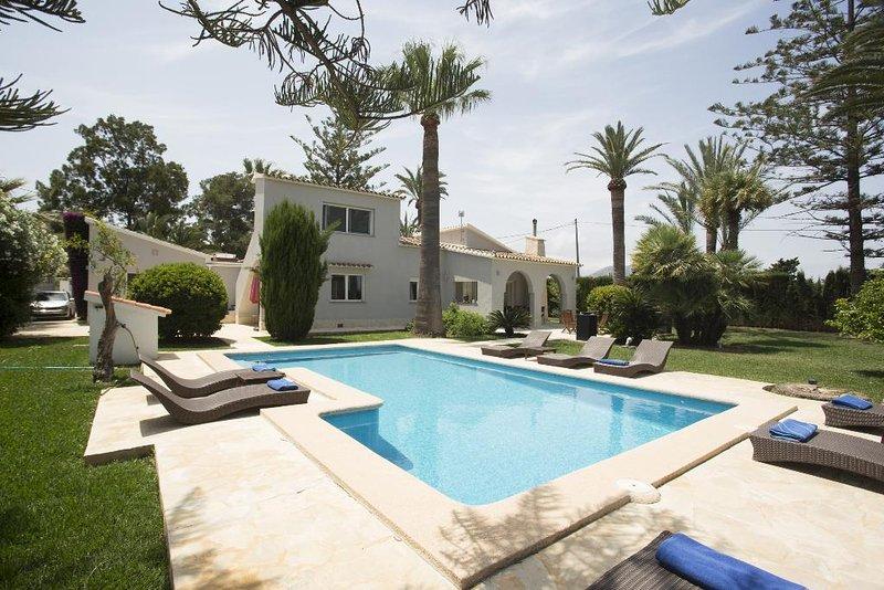 Las Marinas 4, holiday rental in Denia