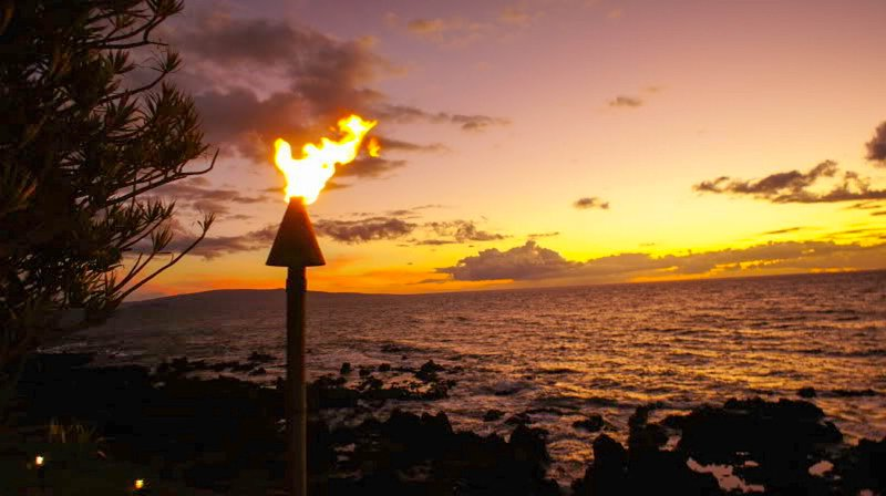 There's nothing like a Maui sunset!