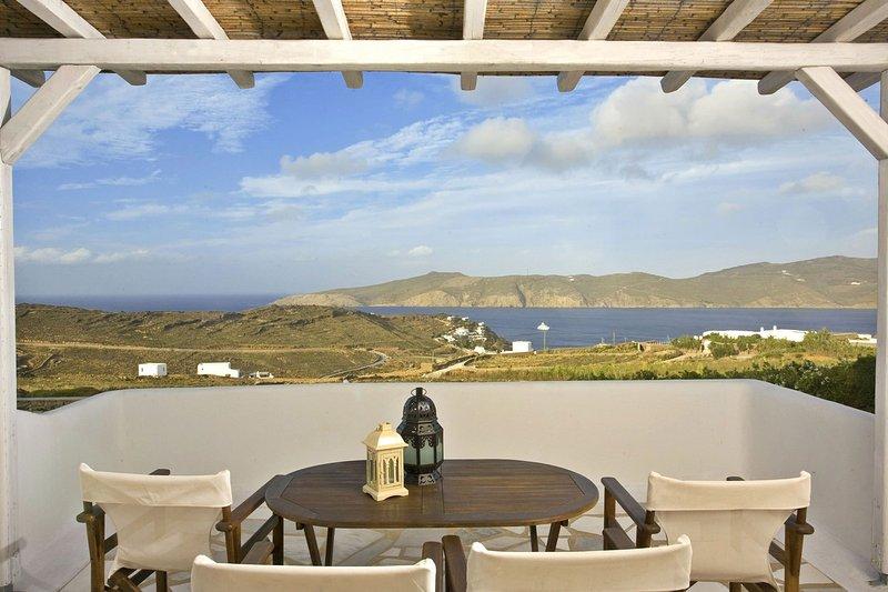 Apartment Yaki 2, location de vacances à Panormos