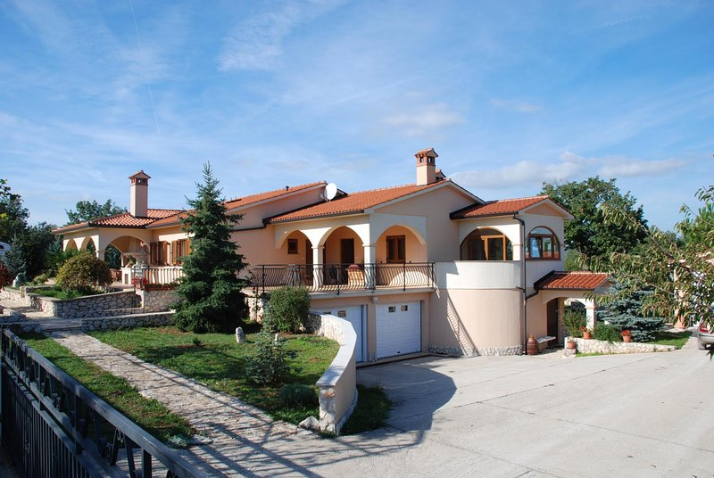The House and outdoor