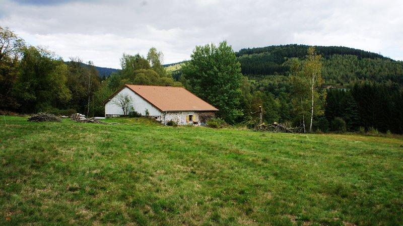 Altes Bauernhaus Aux Feignes, holiday rental in Corravillers