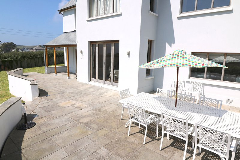 Croyde Holiday Cottages Broad De Patio