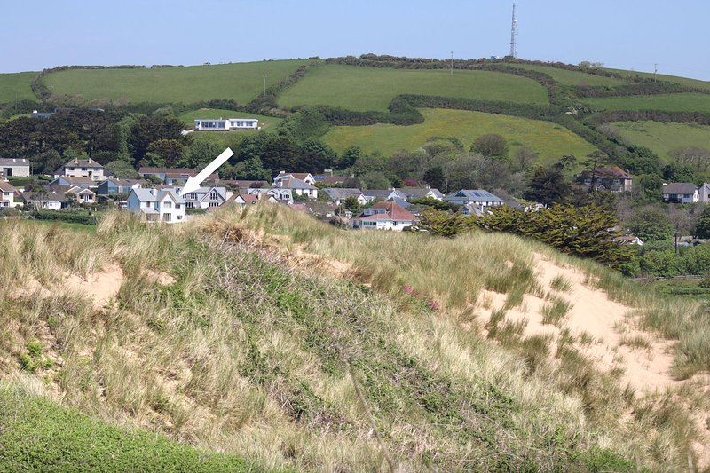 Croyde Holiday Cottages Broad De Location