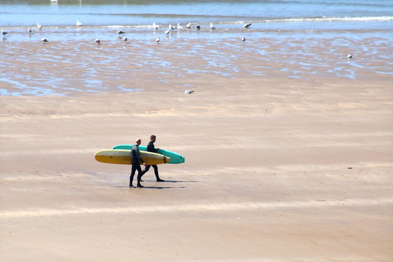 Croyde Holiday Cottages Broad De Surfers