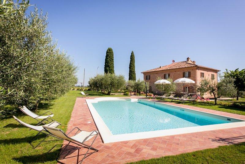 Villa Il Giardino di Diana, location de vacances à Cignano