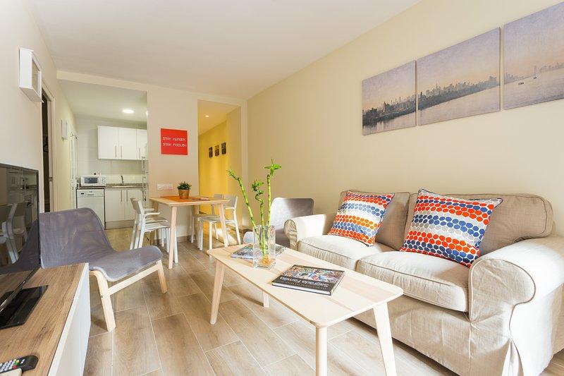 Brand New Apartment Near Camp Nou & Fira Barcelona, aluguéis de temporada em Palleja