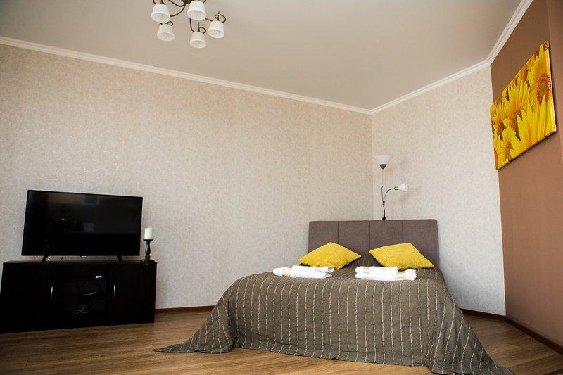 Апартаменты на Красной 176, casa vacanza a Krasnodar