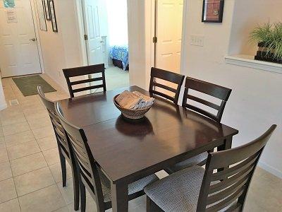 Newport 107 Dining Room