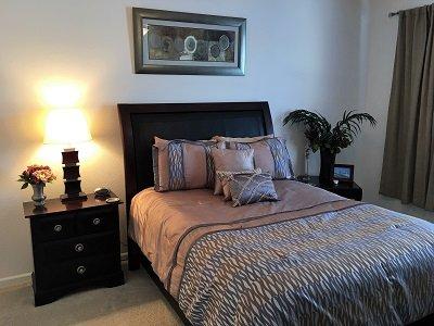 Newport 107 Master Bedroom
