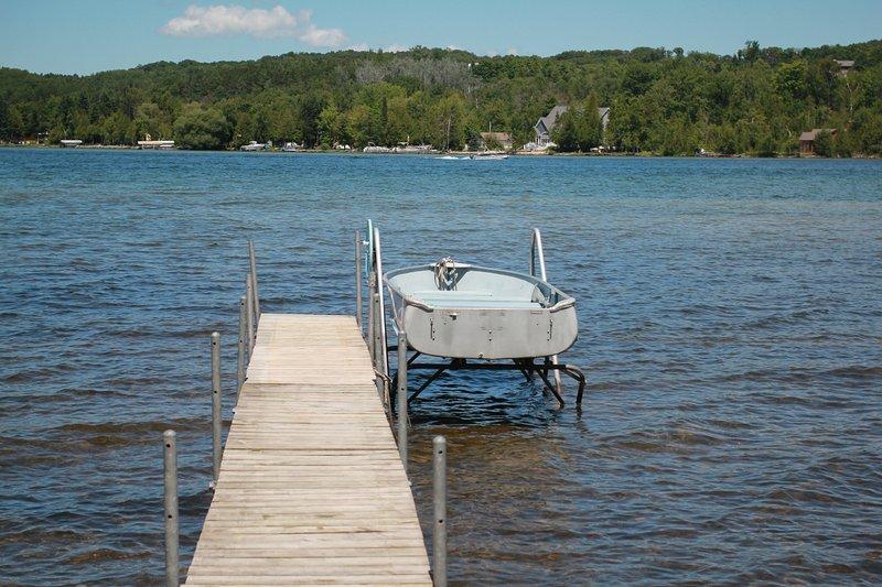 Dock e vista