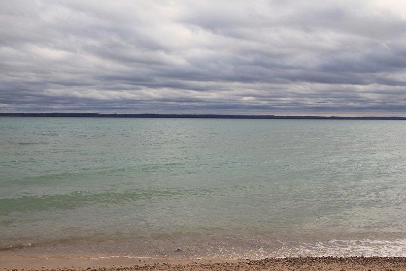 Lake Michigan's West Bay