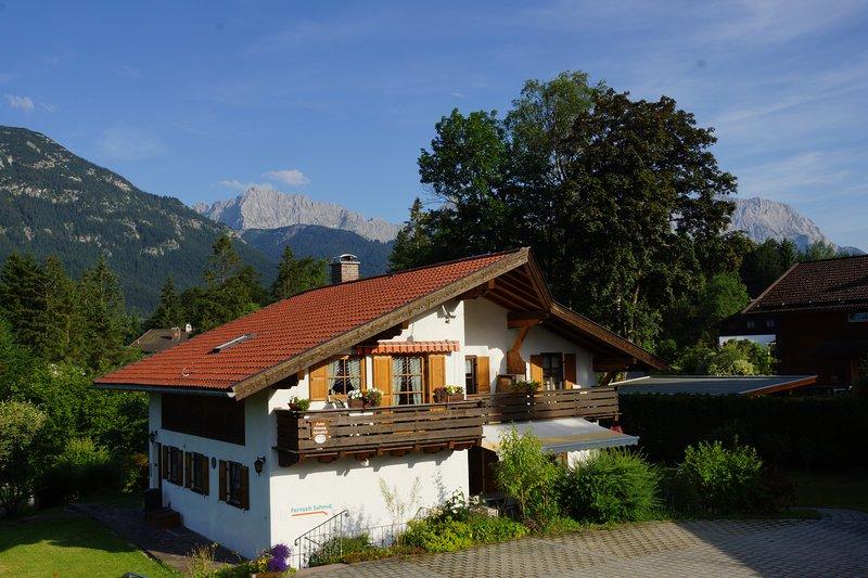 Ferienwohnung Soiernblick, alquiler de vacaciones en Ohlstadt