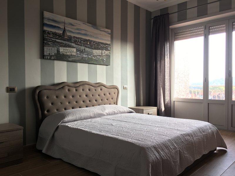 Torino BellaVista Inn Apartment – semesterbostad i Turin