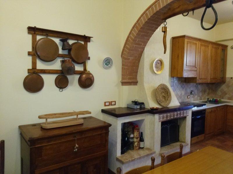 Residenza Zona Franca Casetta Antichi Mestieri, holiday rental in Sant'Arcangelo
