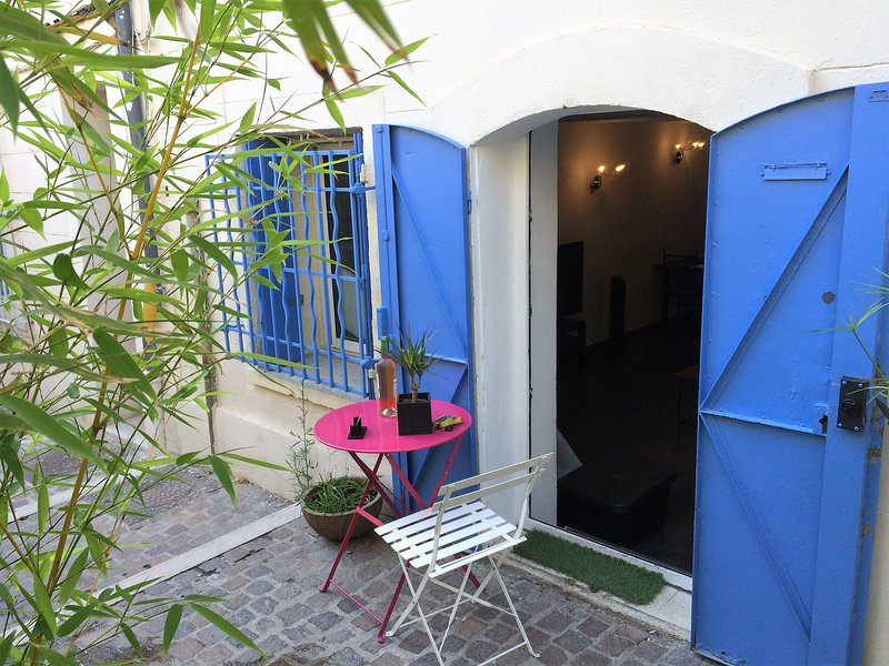 A haven of peace in the very center of Marseille