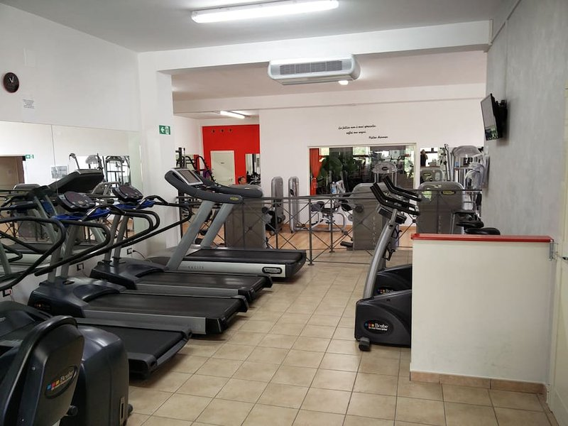 Gym can be used on request with a modest additional cost