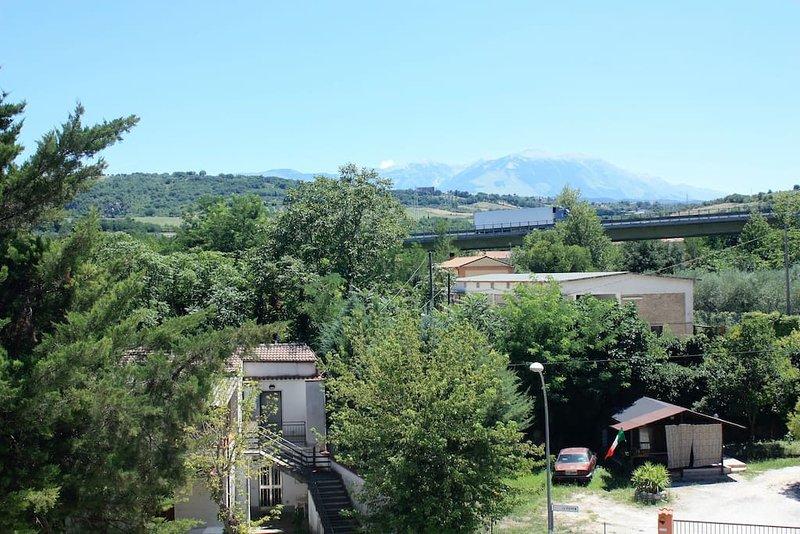view: maiella