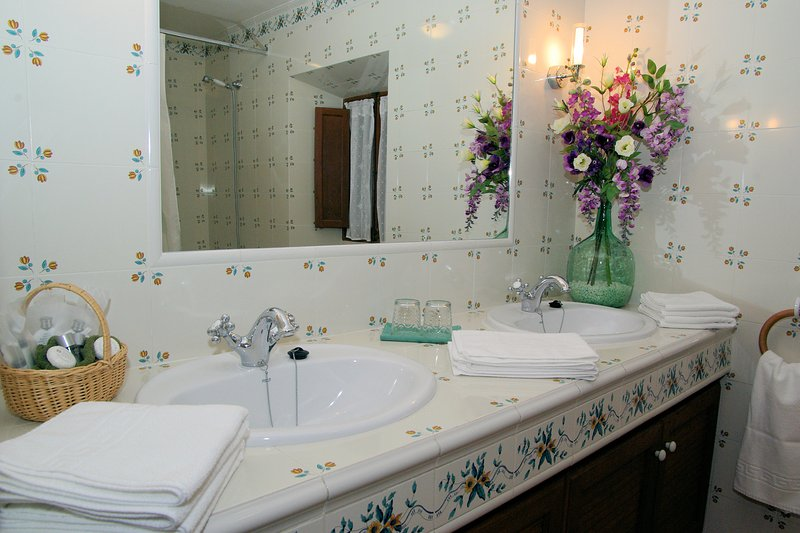 The Upper Bathroom