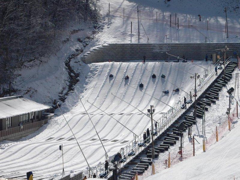 Ober-Gatlinburg , Skiing, Ice Skating, Snow Tubing