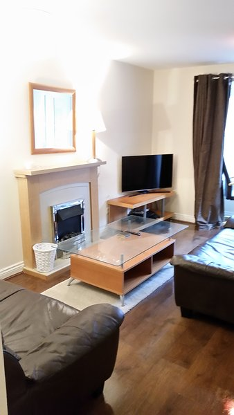 Ideal Edinburgh Commuter House, holiday rental in Newton