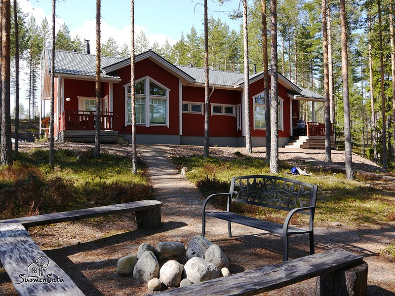 OtsoPirtti: Otso / SuomenSatu Koli, holiday rental in North Karelia