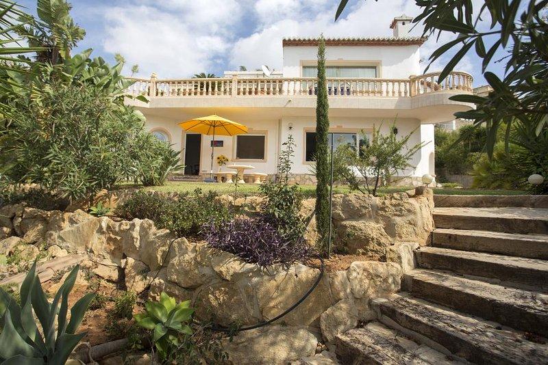 Casa Margot 6, location de vacances à Javea