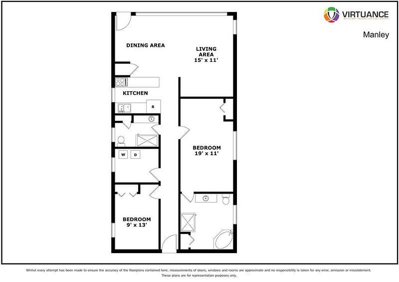 Manley - Floorplan