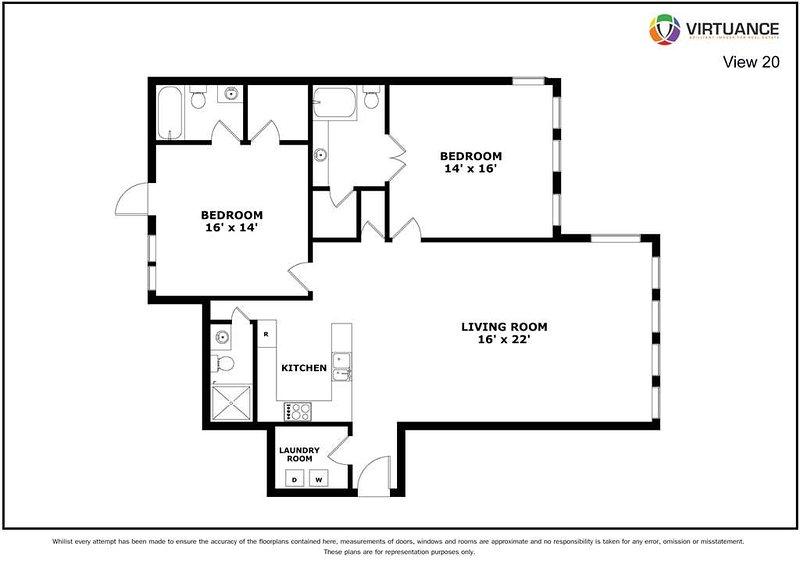 View 20 - Floorplan