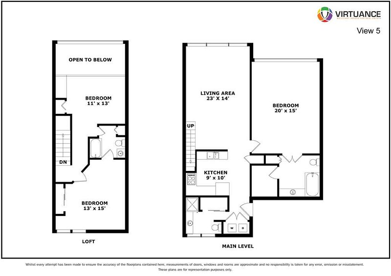 View 5 - Floorplan