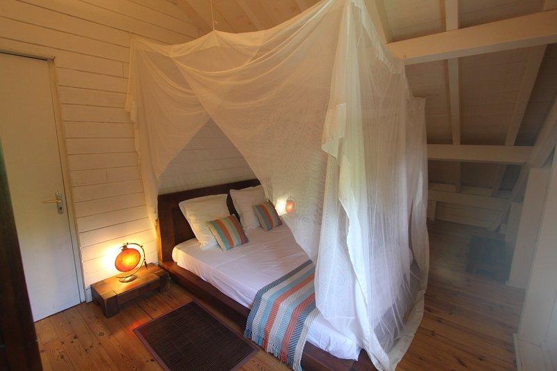 Câmara 3 Andar - cama de 160 x 200 - Ar - suspensa net quadrado
