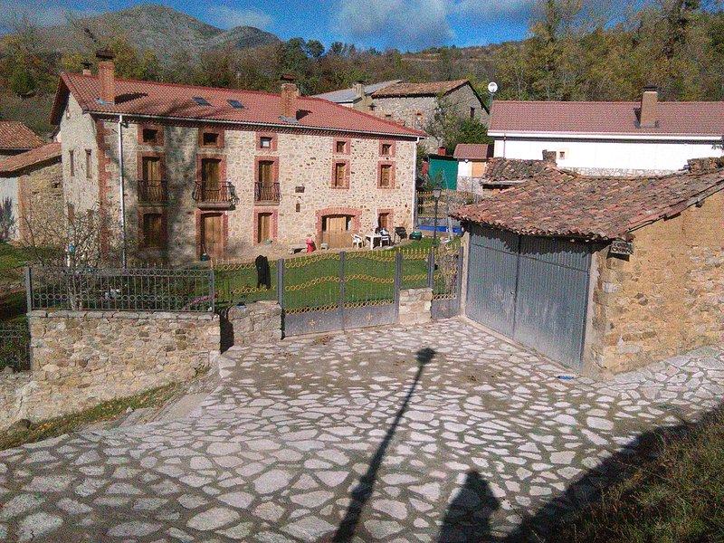 CORRAL TIO CASIANO, location de vacances à Villanueva de Arriba
