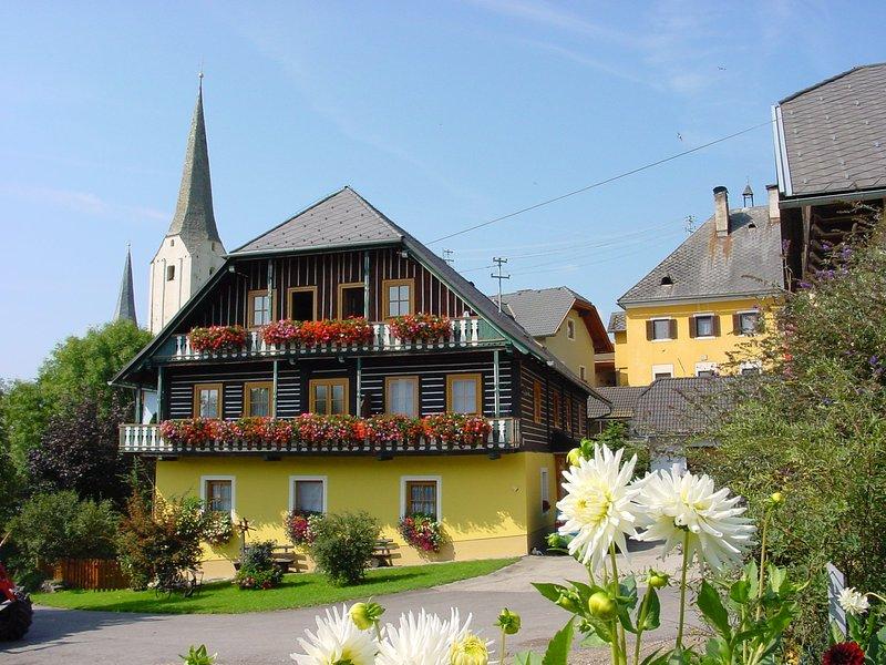 Urlaub am Bauernhof - Familie Klocker, Lacknerhof, casa vacanza a Agsdorf