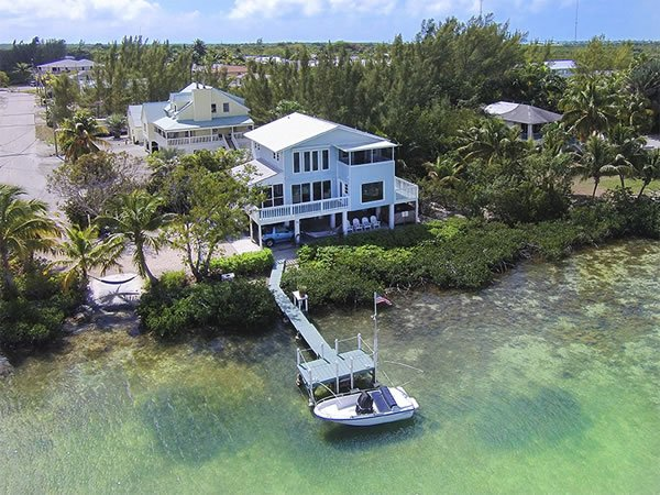 Bahia Azul, holiday rental in Ramrod Key