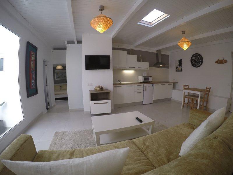 Apartamento La Marea, holiday rental in Costa Teguise