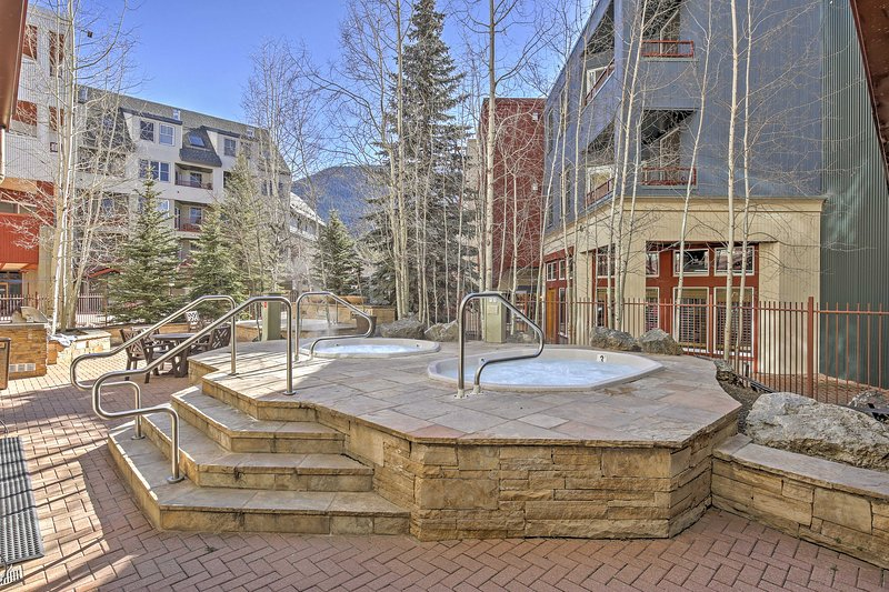 Your Rocky Mountain paradise awaits at this cozy 2-bedroom, 2-bathroom Keystone vacation rental condo, located in the heart of Keystone Village!