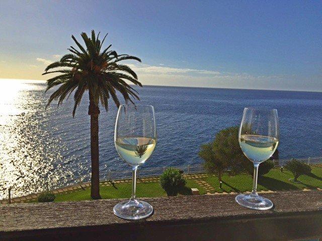 Cliff View - Wonderful Views of the Ocean & Swimming pool, holiday rental in Funchal